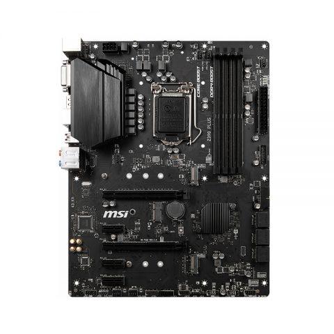 MSI Z390 Plus ATX Motherboard OEM BOX for Repair