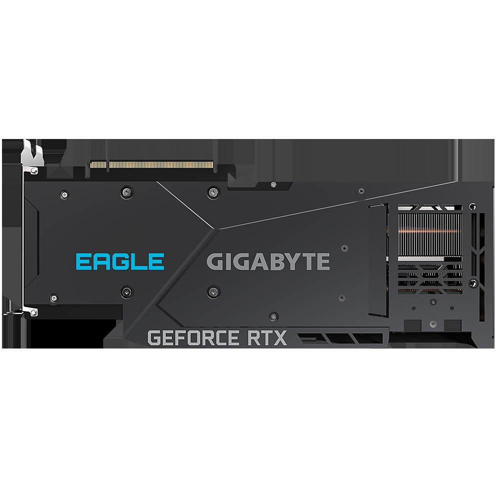 技嘉 Gigabyte GeForce RTX 3080 Ti EAGLE OC 12G 猎鹰