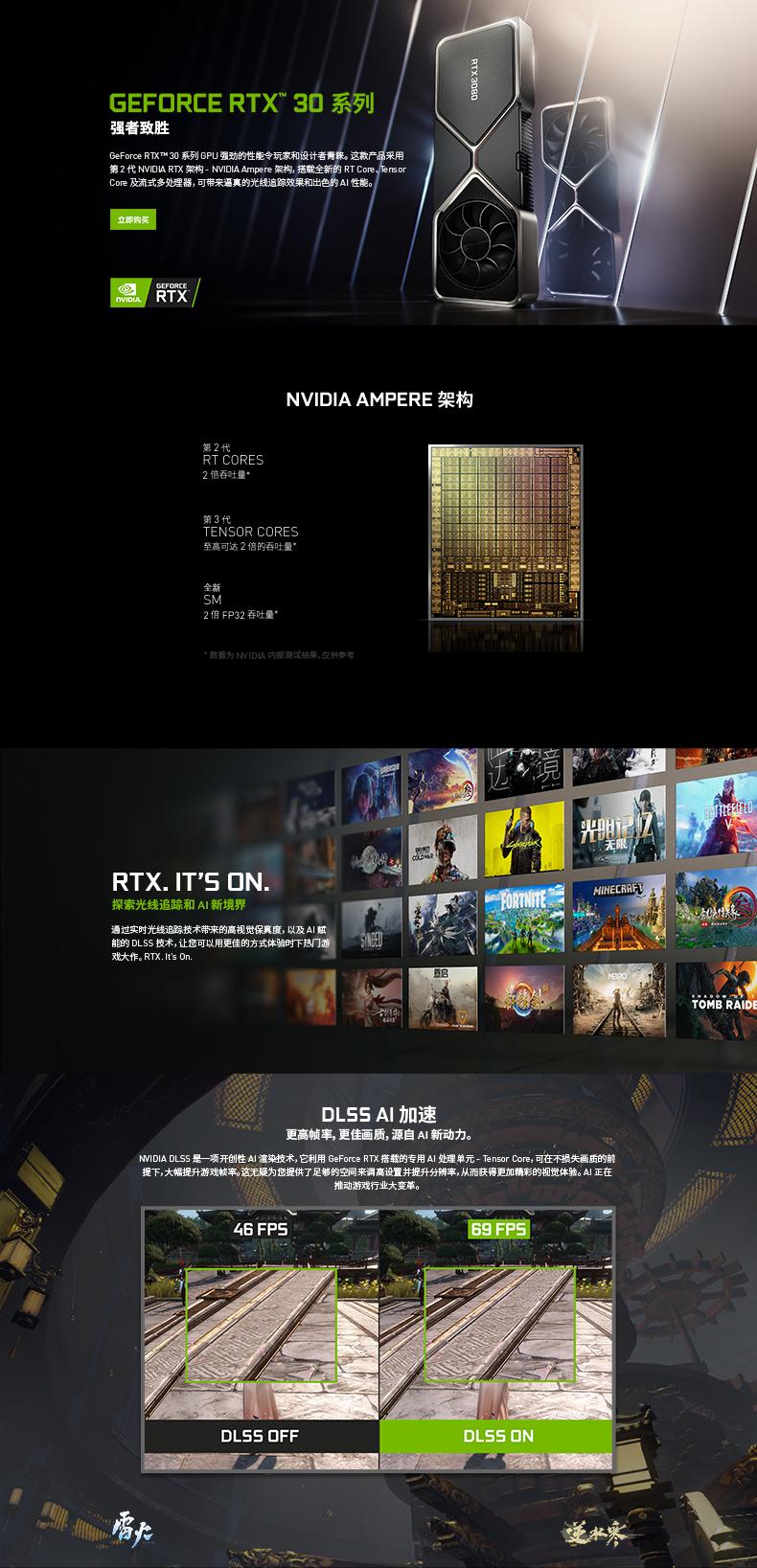 技嘉 Gigabyte Aorus GeForce RTX 3080 Ti Xtreme Waterforce 12GB 分体水雕