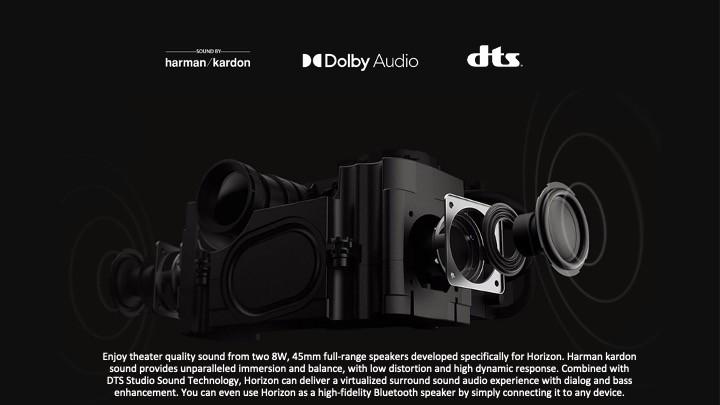 极米 XGIMI 投影仪屏幕电视TV HORIZON 1080P