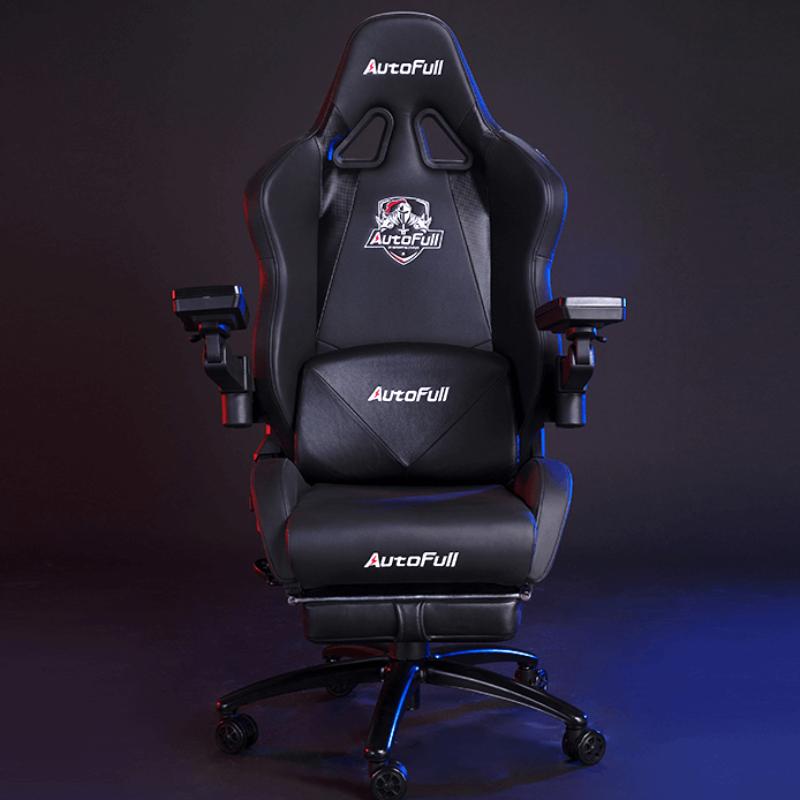傲风 机械大师 AutoFull 电竞椅 游戏椅 机械臂扶手 人体工学椅子