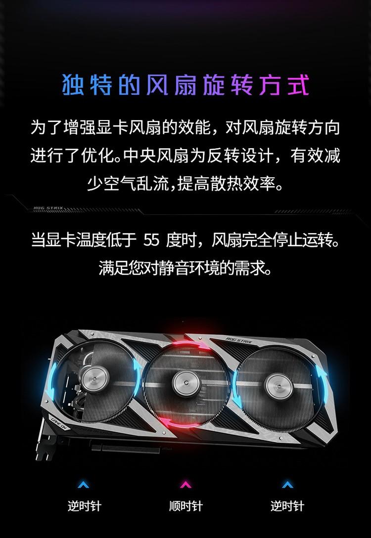 信仰之巅 i9-11900K RTX 3080 Ti 32GB内存 1TB+2TB SSD【ROG 龙神 360 水冷】